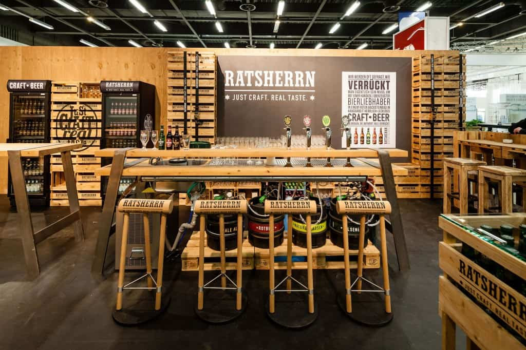 Ratsherren Messestand